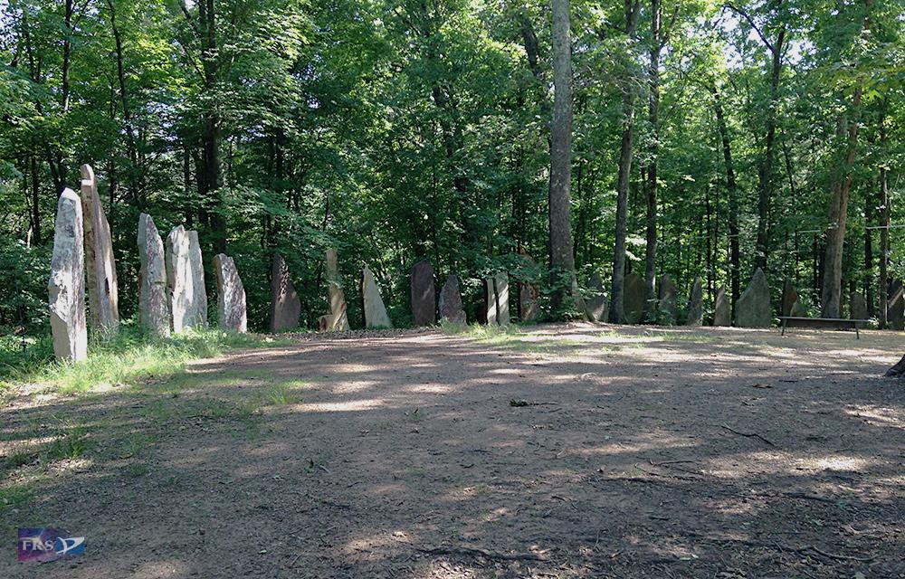 Stone Circle at Four Quarters Interfaith Sanctuary